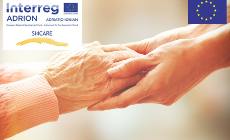 SI4CARE: Social Innovation for integrated health CARE of ageing population in ADRION Regions
