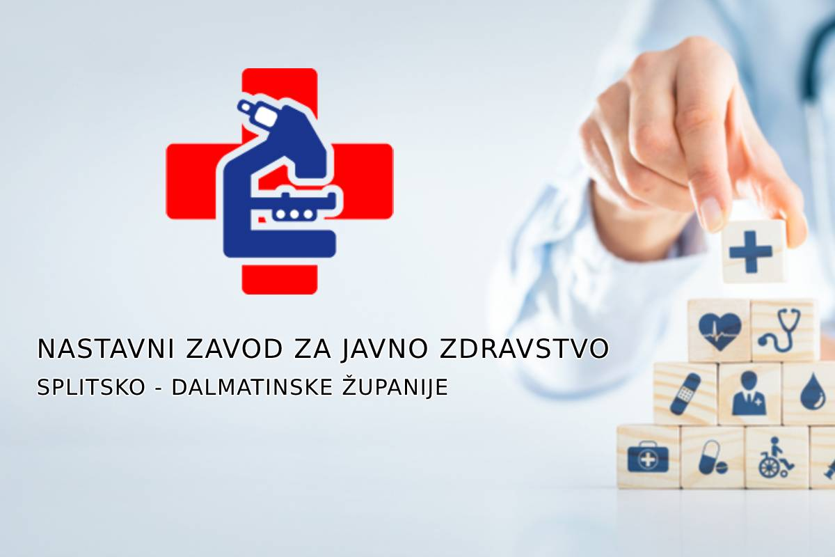 Naslovna slika Nastavnog zavoda za javno zdravstvo Splitsko - dalmatinske županije